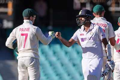 Tim Paine apologises for sledging R Ashwin