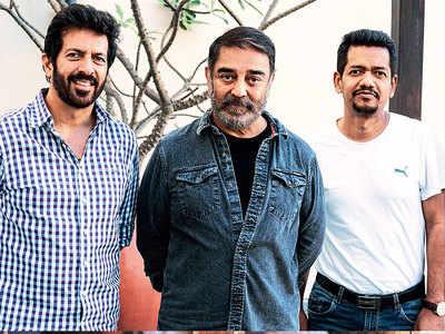 Kamal Haasan and Nagarjuna to present '83 in Tamil and Telugu