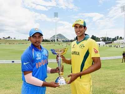 Under 19 world cup  today match score