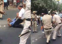 Mukherjee Nagar clash: Sikh community stage street protest, demands to sack Delhi cops who attacked auto driver