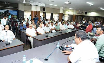 Mangaluru: Parties chalk out DK peace plan amid rift