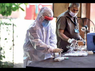 4,656 COVID cases found on Wednesday