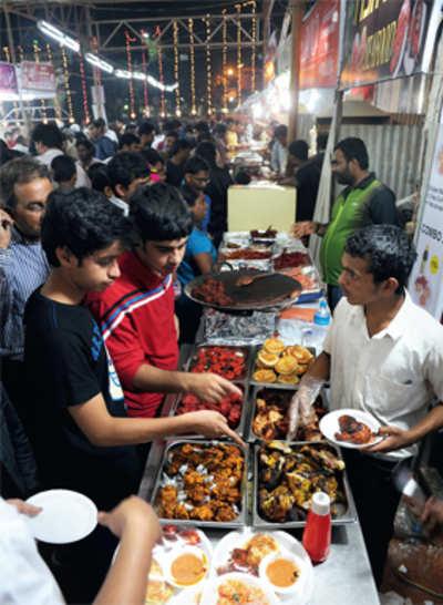 No iftar jamboree on Mosque Road this Ramzan