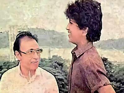 A nostalgic snap with Annavru