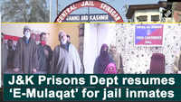 Jammu and Kashmir: Prisons Dept resumes 'E-Mulaqat' for jail inmates