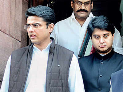 Congress pits Pilot against his old friend Scindia