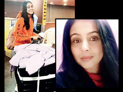 COVID-19: Suchitra Krishnamoorthi's daughter Kaveri returns to Mumbai from Boston
