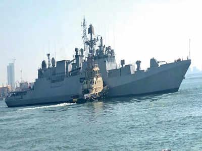 7 naval ships deployed for shipment of oxygen