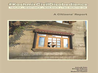 The Predicament in Kashmir