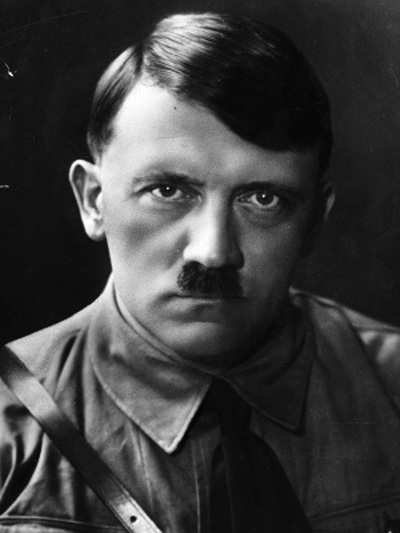 Four paintings by Hitler fetch 7,500 pounds at auction