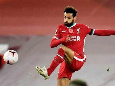 Mohamed Salah tests positive for coronavirus