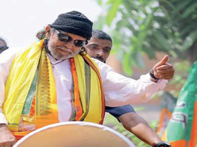 Kolkata Police quizzes Mithun Chakraborty over 'inciteful speech'
