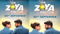 Release date of Sonam Kapoor starrer 'The Zoya Factor' is finally out!