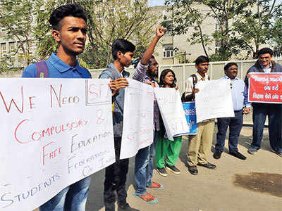 State-wide bandh call in schools received mixed response from parents, students
