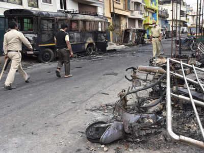 'Congress, SDPI involved in violence'