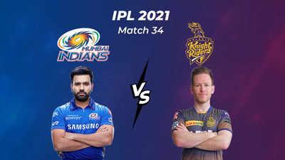 IPL 2021, MI vs KKR Highlights: Venkatesh, Rahul help Kolkata beat Mumbai by 7 wickets