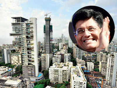Reduce prices and sell flats, govt will consider reducing Ready Reckoner rates: Piyush Goyal tells builders