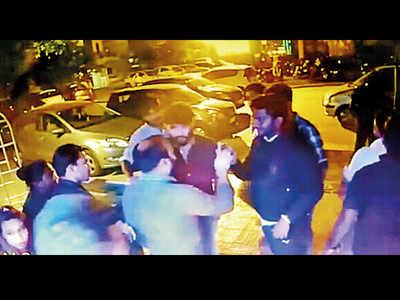 Hinjawadi-based bouncer nabbed for roughing up student customer