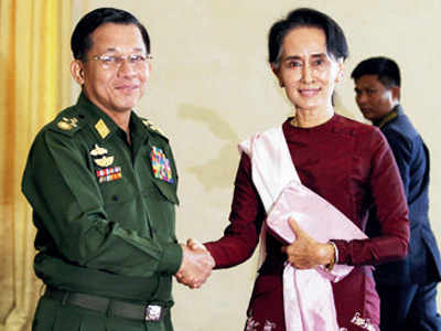 Myanmar generals must face genocide charge, says UN team