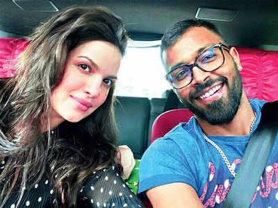 Cricketer Hardik Pandya blessed with baby boy