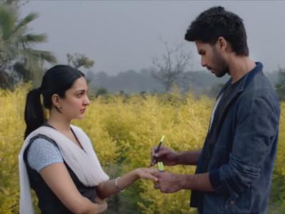 Watch: Kiara Advani, Shahid Kapoor shine in Arjun Reddy remake