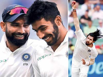 Will Ishant Sharma set the right pace?