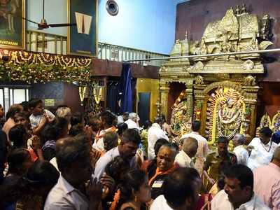 Businessmen, politicians in Tirumala Balaji Temple Board anger temple protection activists