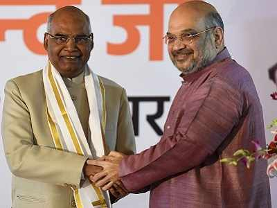 Presidential elections 2017: Ram Nath Kovind's victory reveals cracks in Congress