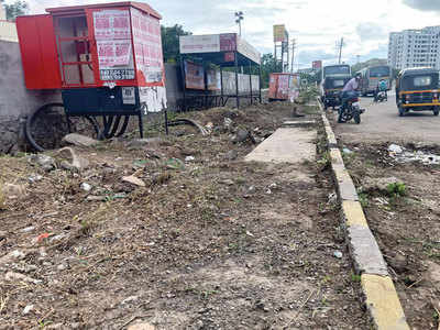 After 3 years, Wagholi awaits 1,300-metre road worth Rs 11 cr
