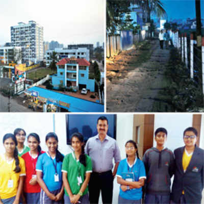 How a bunch of school kids made a case for a Keshav Nagar chowky
