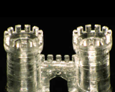New method allows 3D printing of glass objects