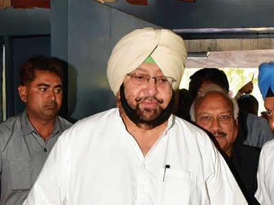 Captain to remain Punjab CM
