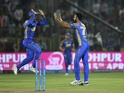 IPL 2018: Rajasthan Royals vs Delhi Daredevils: Ajinkya Rahane-led RR have a dream homecoming, beat Gautam Gambhir's DD by 10 runs (DLS) in Jaipur