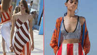 This summer, pick stripes for your body type