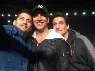 65th Amazon Filmfare Awards 2020: Akshay Kumar rehearses to Bala song from Housefull 4