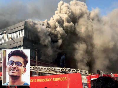 Surat fire tragedy: 'My world turned upside down in a matter of mins'