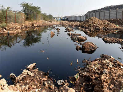 Leachate on field angers residents