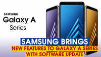 Samsung brings new features to Galaxy A series with software update