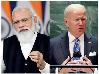 Prime Minister Narendra Modi, US President Joe Biden will talk Afghanistan, terror