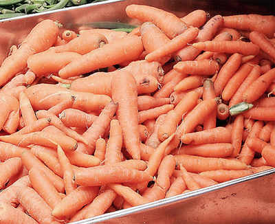Beware! Those carrots could make you sick