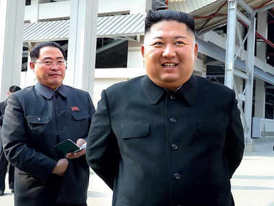 Kim Jong Un appears in public after weeks