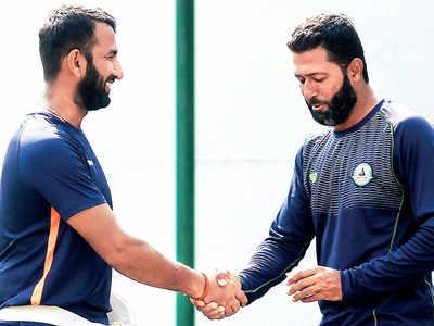 Cheteshwar Pujara, Wasim Jaffer in the spotlight ahead of finals