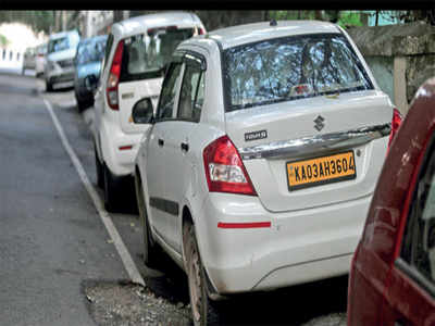 Pay up to Rs 5,000/yr to park in front of your house