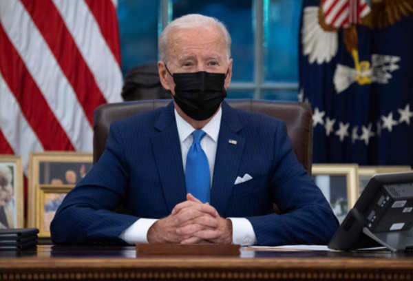 Image result for covid-19: US President Joe Biden to commit $4bn to Covax that favours India