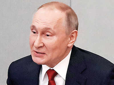Parliament backs move to keep Putin in power till 2036