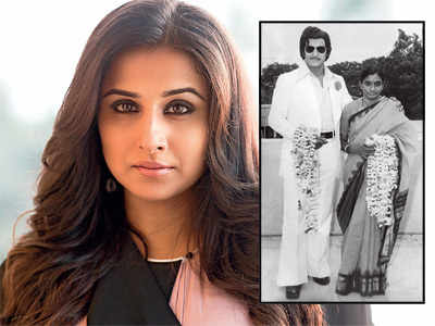 Vidya Balan opens up about playing NTR's wife in his biopic