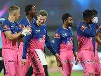 IPL: Samson shines as Rajasthan beat Chennai by 16 runs