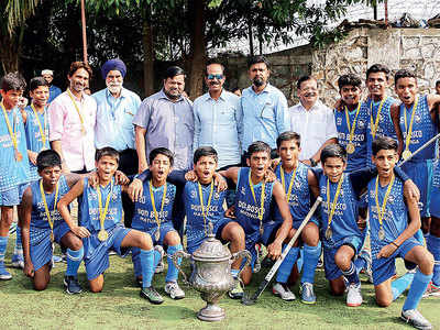 U-16 Aga Khan Hockey Tournament: Don Bosco makes a comeback