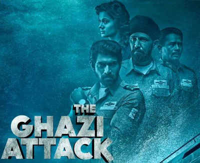 The Ghazi Attack movie review: Sub of the week