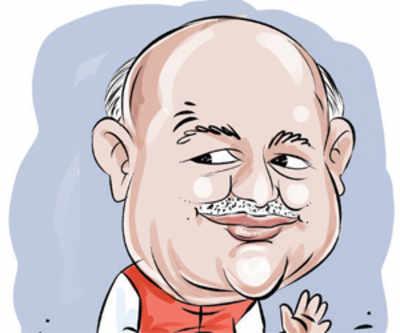 Gujarat Elections 2017: Anandiben Patel confidant IK Jadeja left high and dry after BJP first list